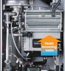 Navien Tankless Water Tank