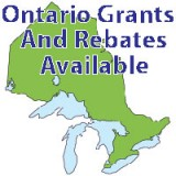 Ontario Grants, Rebates a Tankless and Energy Audit