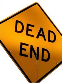 dead-end for energy audits