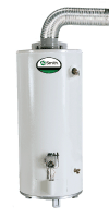 direct vent water heater rentals