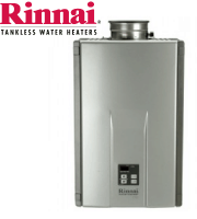 Rent a Rinnai Tankless