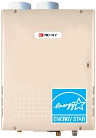Noritz condensing tankless