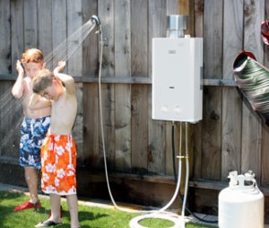 cottage tankless water heaters