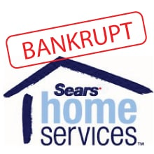 Sears Bankrupt
