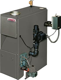 home heating boiler