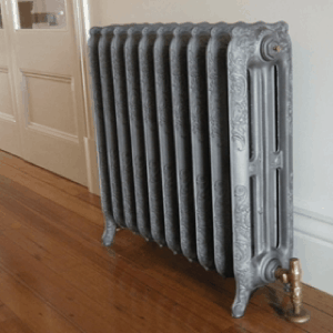 Cast Iron Radiator example