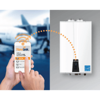 Tankless Wi-Fi Controller For Your Navien