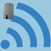 Wireless Tankless Access