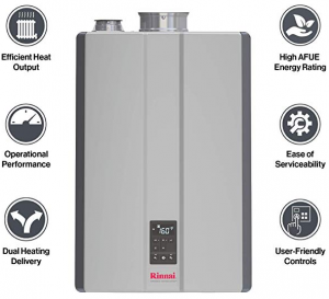 features of the rinnai i120cn